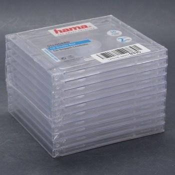 Obaly na CD/DVD Hama 00044753 10ks