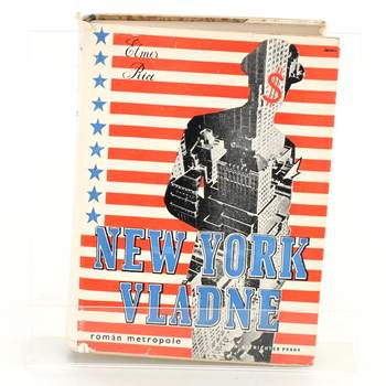 Kniha Elmer Rice: New York vládne