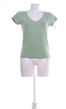 Dámské zelené tričko Timeout