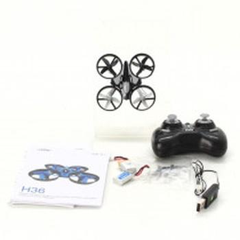 RC dron JJRC mini H36 šedá