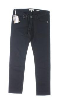 Dámské plátěné kalhoty Fracomina černé
