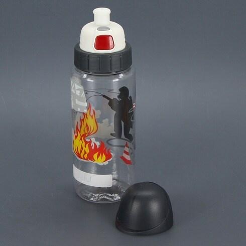 Dětská láhev Emsa Drink2Go hasič