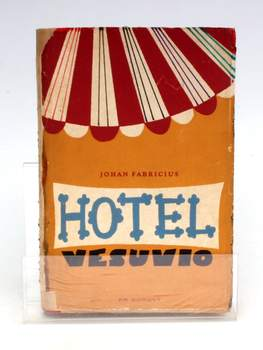 Kniha Johan Fabricius: Hotel Vesuvio