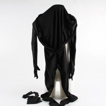 Kostým Smiffy's druhá kůže černá