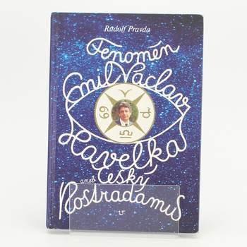 Kniha Fenomén Emil V. Pavelka Rudolf Pravda