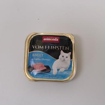 Paštiky pro kočky Animonda 210857 32 kusů