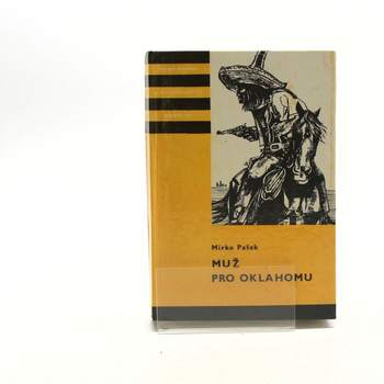 Kniha Muž pro Oklahomu, Mirko Pašek