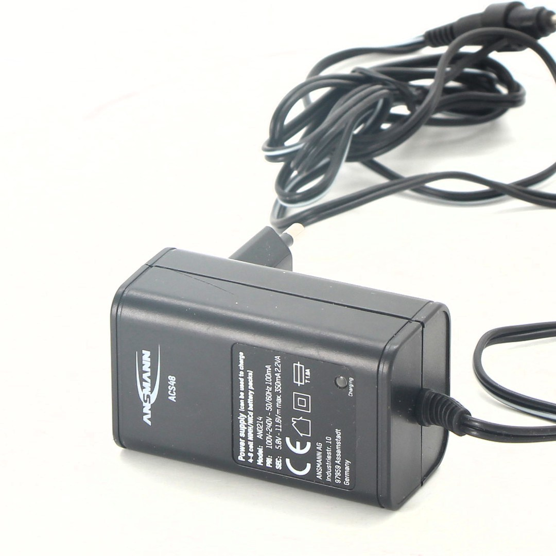 Nabíječka baterií Ansmann ACS 48
