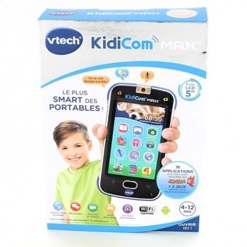 Telefon Vtech KidiCom Max modrý