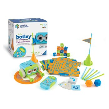 Robot Botley Learning Resources