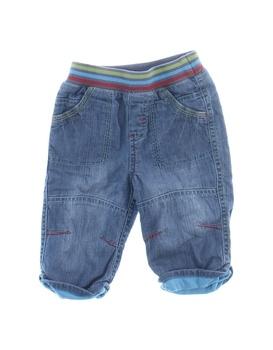 Zateplené kalhoty Cherokee modré