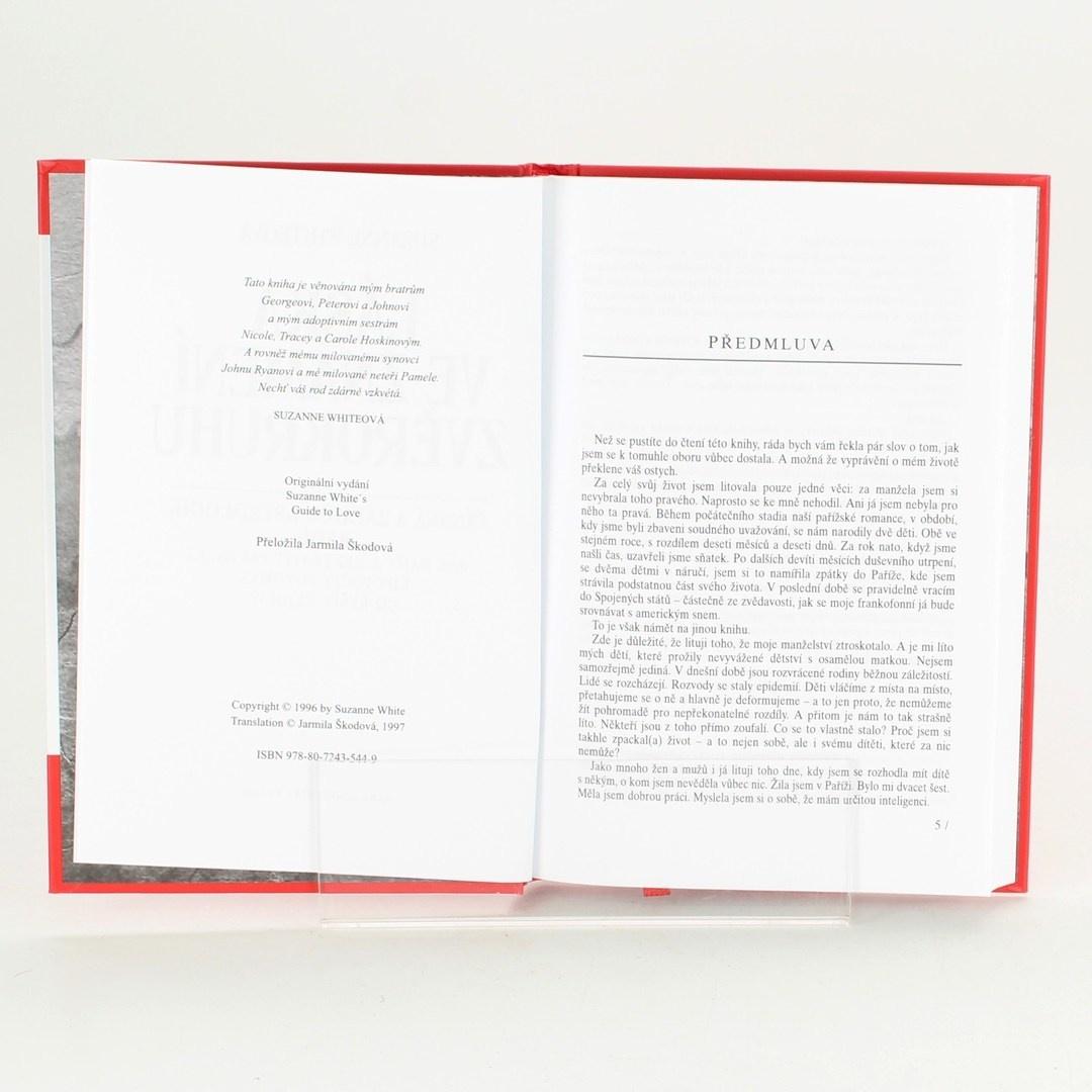 Kniha Láska ve znamení zvěrokruhu - S. Whiteová