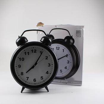Stojací hodiny Arti Casa budík černé