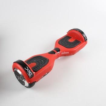 Hoverboard DoC nilox LQ1 červený