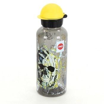 Dětská lahev Emsa Tritan Death Skull