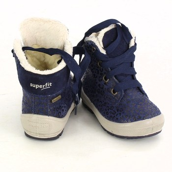 Dívčí zimní boty Superfit 506305