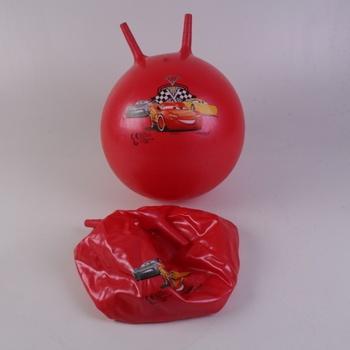 Skákací míče John Disney Cars 2 ks