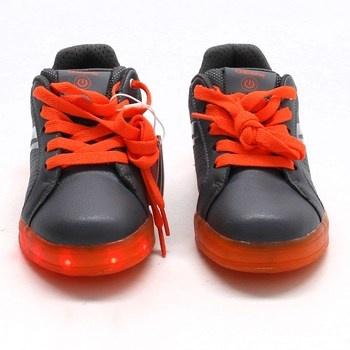 Dětská obuv Geox svítící podrážka