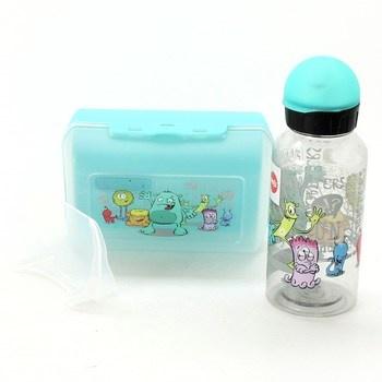 Dětská sada Emsa 518138 box a lahev