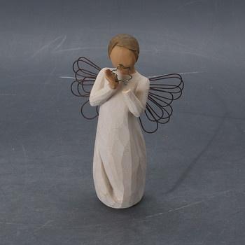 Figurka anděla Willow tree 27576