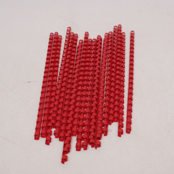 Vázací hřbety Fellowes, červené