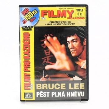 DVD Bruce Lee: Pěst plná hněvu