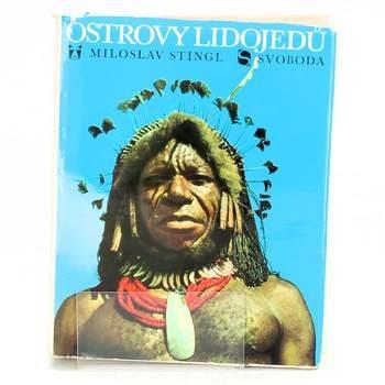 Kniha  Miloslav Stingl: Ostrovy lidojedů