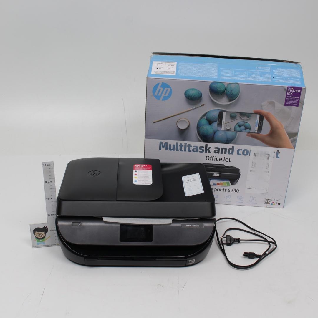 Multifunkční tiskárna HP OfficeJet 5230