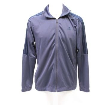 Dámská mikina sportovní Adidas odstín modré