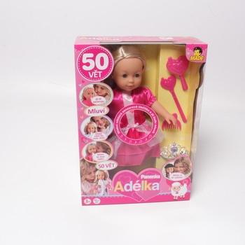 Mluvící panenka MaDe Adélka