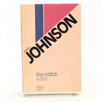 Kniha Eyvind Johnson: Sny o růžích a ohni