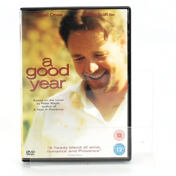 DVD film Twentieth Century Fox A good year