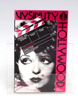 Kniha John Austin: Vyšinutý Hollywood