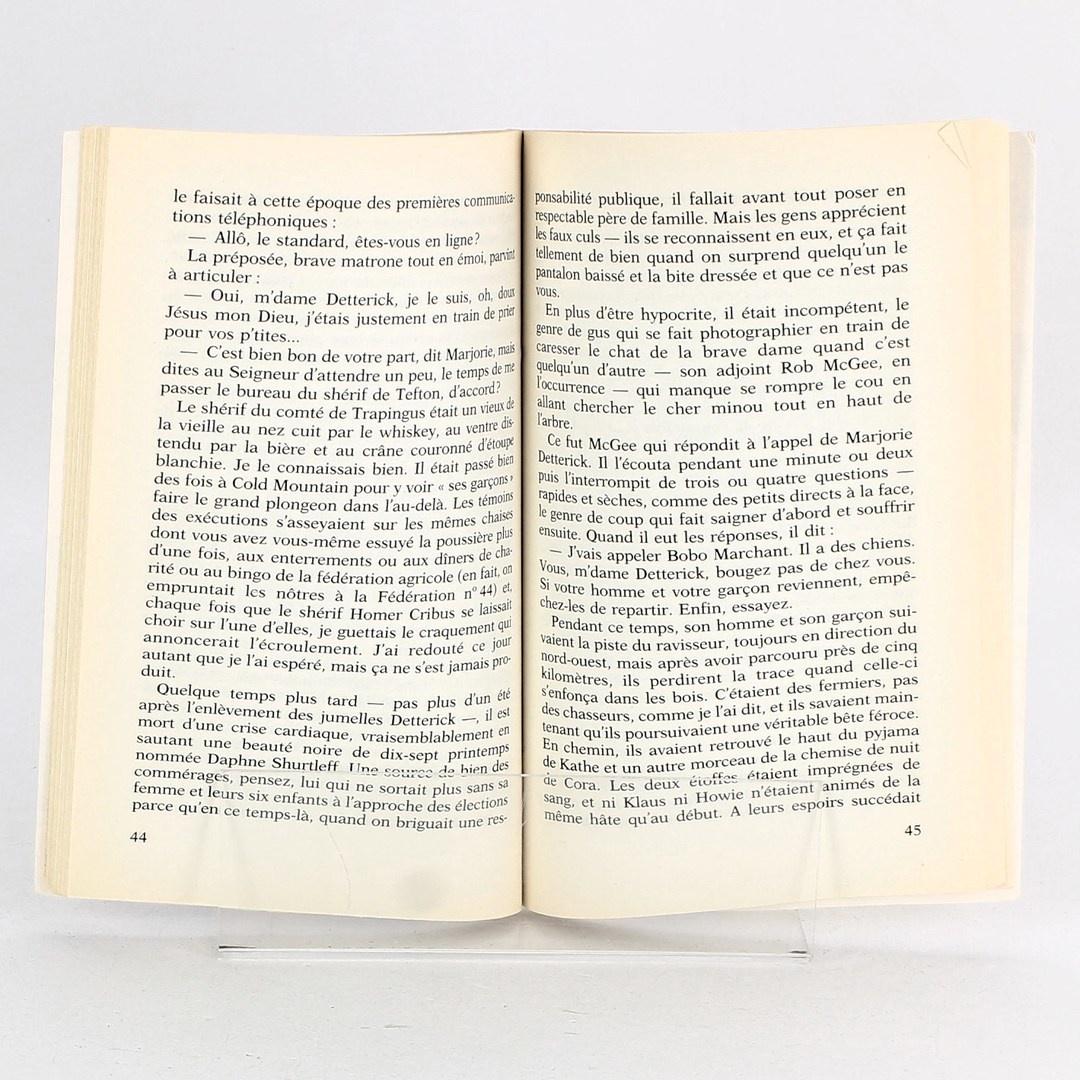Kniha La ligne verte 1. epizoda