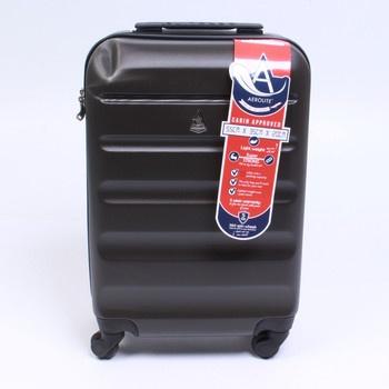 Cestovní kufr Aerolite skořepinový