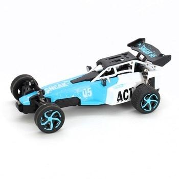 Auto na dálkové ovládání Carrera modré