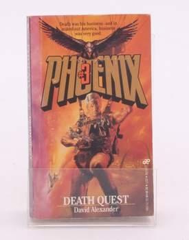 Kniha David Alexander - Phoenix