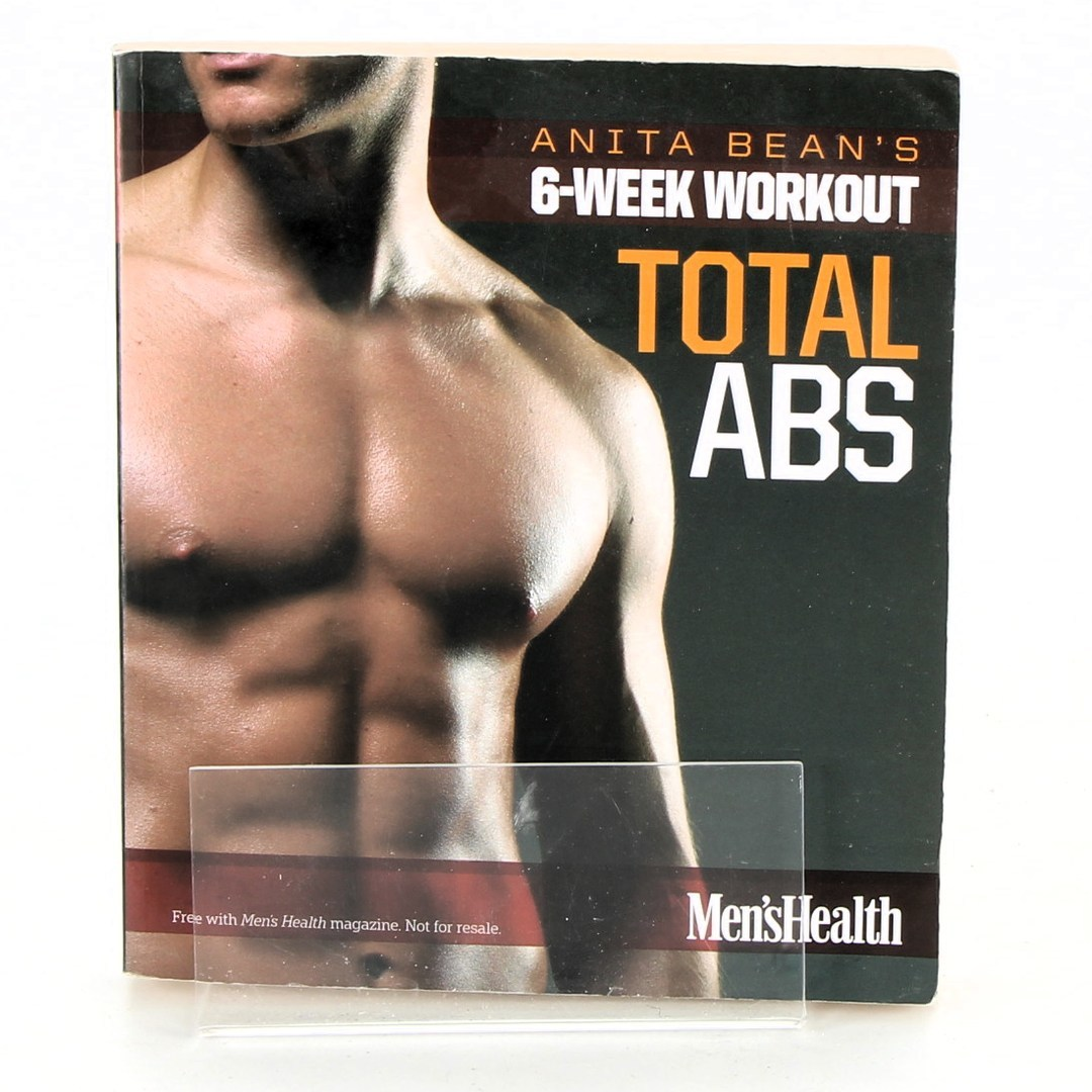 Kniha From fat to fit,Total abs Anita Bean´s