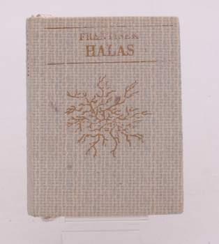 Kniha František Halas: Doznání