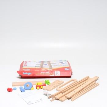 Dřevěná kuličkodráha John 40954