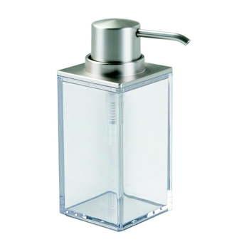 Dávkovač mýdla iDesign Clarity 877456