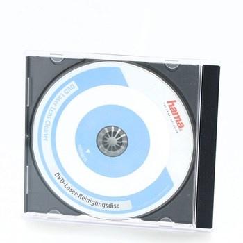 Čisticí laserový disk pro CD/DVD Hama