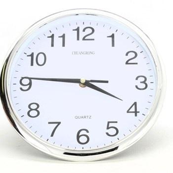Nástěnné hodiny Chuangrong bílé