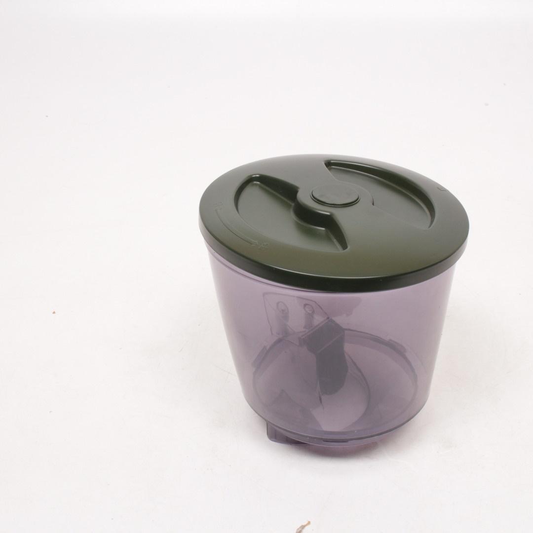 Automatický zásobník černý plastový