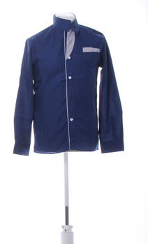 Pánská košile PX FUSHI modrá XXL