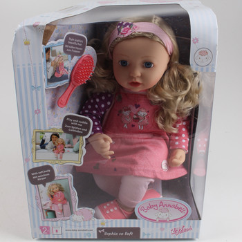 Baby Annabell Zapf creation Sophia