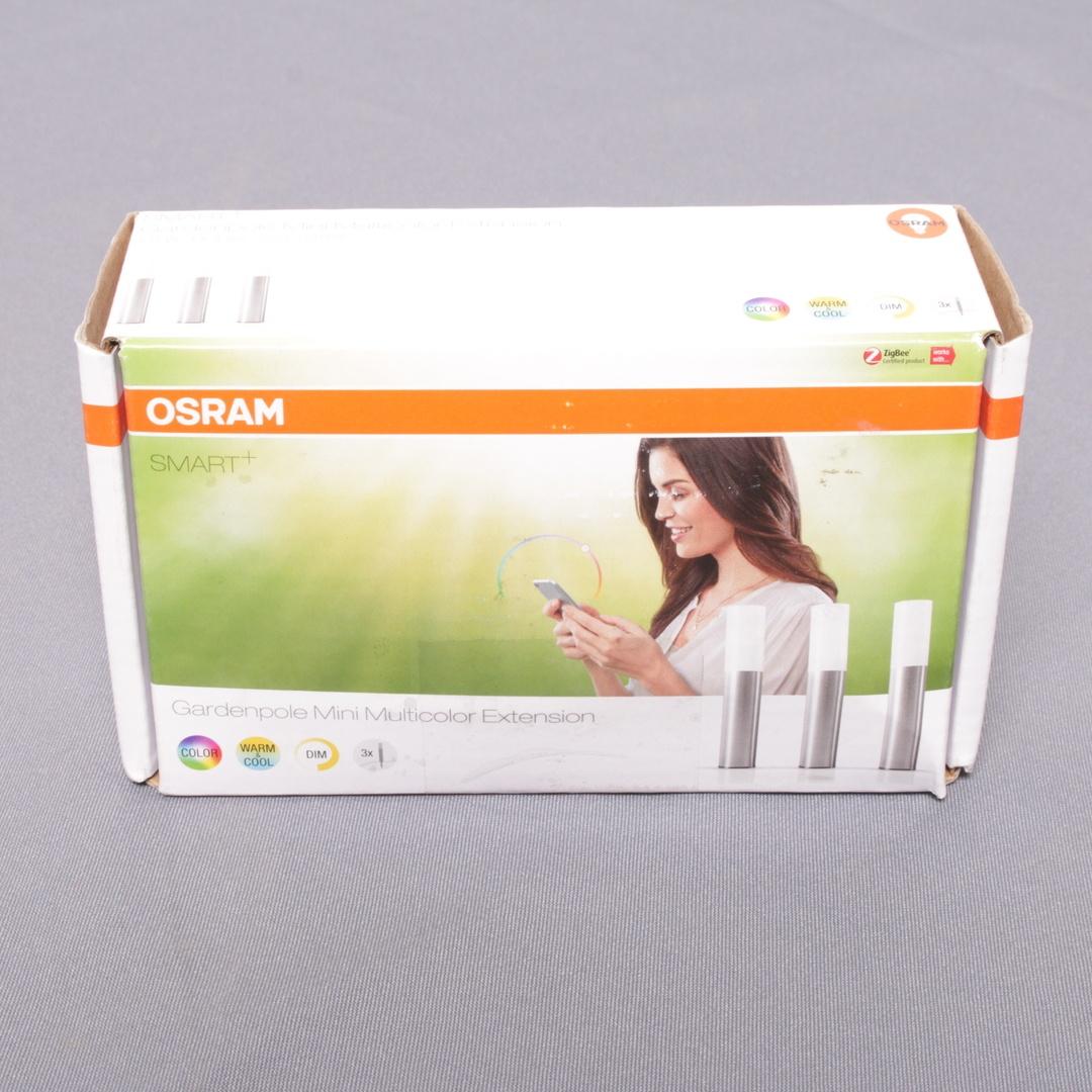Zahradní barevné LED sloupky Osram Smart+