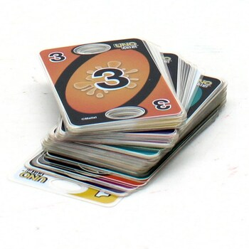 Karetní hra UNO Mattel GXD74