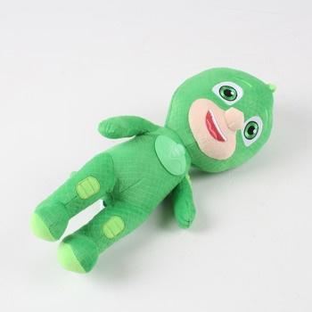 Postavička PJMASKS Gecko zelená