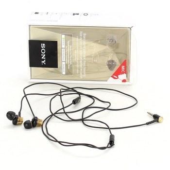 Sluchátka do uší Sony MDR-EX650AP černá